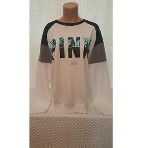 Victoria's Secret PINK Tropical Sweatshirt